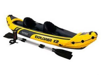 kayak hinchable barato